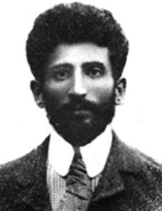 Portrait d'Ossip Piatnitski, né Iossif A. Tarschisse, 1882-1938