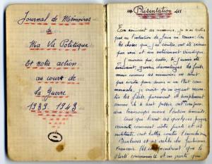 Carnet Charles DEBARGE repro 1